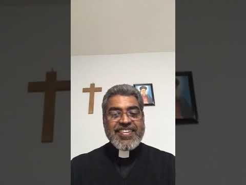 Reflection by Rt. Rev. Msgr. Gigi Philip